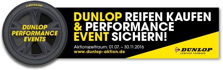Dunlop Performance Events